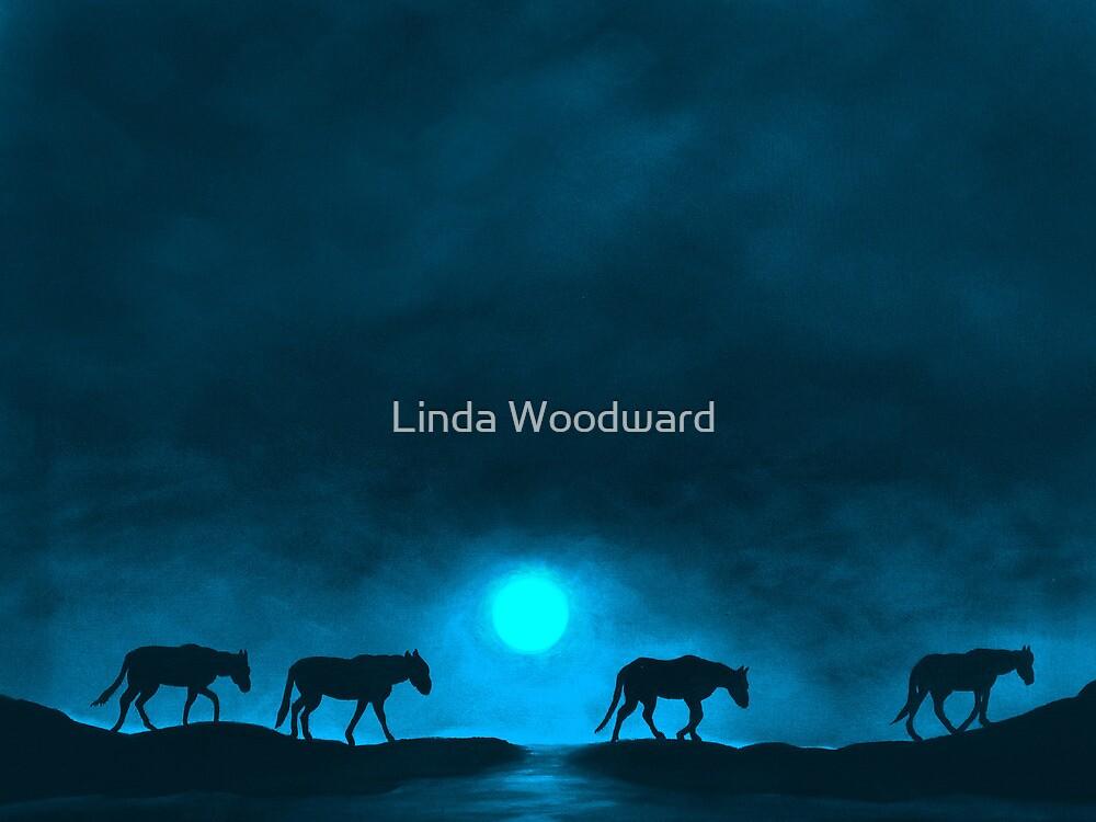 Walking Free by Linda Woodward