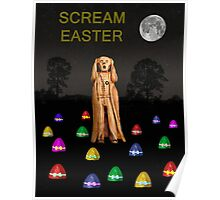 Chocolate Easter Eggs Poster
