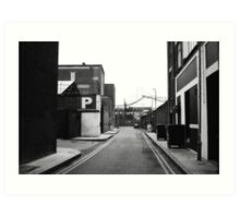 LONDON TRIP 35MM PT13 Art Print