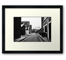 LONDON TRIP 35MM PT13 Framed Print