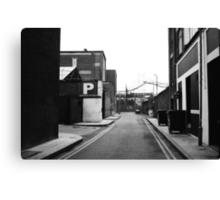 LONDON TRIP 35MM PT13 Canvas Print