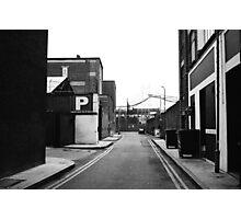LONDON TRIP 35MM PT13 Photographic Print