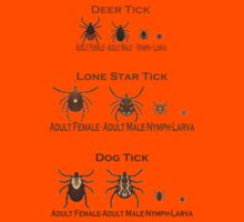 Tick Season Kids Clothes