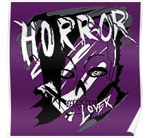 horror lover Poster