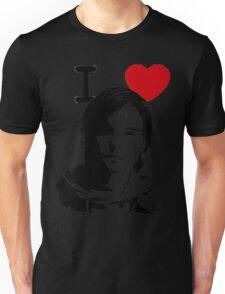 "I ""Heart"" Andrew Lee Potts Unisex T-Shirt"