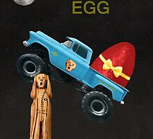 Easter Eggs by Eric Kempson