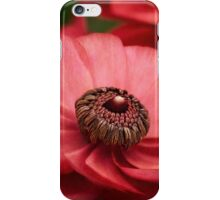 """ Ranunculus "" iPhone Case/Skin"
