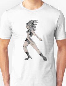Fight Woman T-Shirt