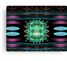 Double Vision  (UF0185) Canvas Print