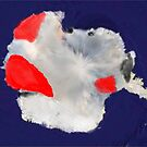 Santa At the South Pole by DConsortium
