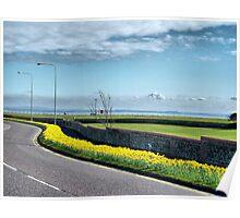 Coastal Road. Poster