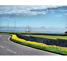 Coastal Road. Photographic Print