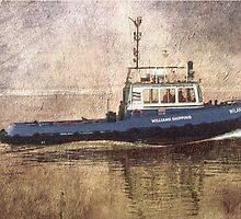 "The tug ""Willanne"" by dmacwill"