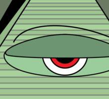 Eye Of The Law Sticker