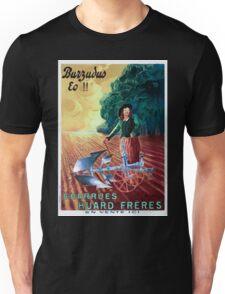 Leonetto Cappiello Affiche Charrue Huard Unisex T-Shirt