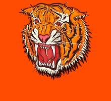 Tiger Tee Womens Fitted T-Shirt