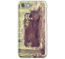 Old Abandoned Truck iPhone Case/Skin