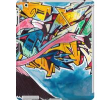 Chilean Flamingo Graffiti  iPad Case/Skin