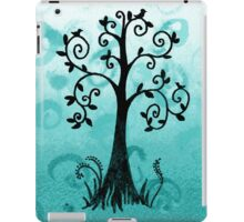 Whimsical Tree With Birds iPad Case/Skin