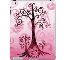 Whimsical Tree And Hidden Heart iPad Case/Skin