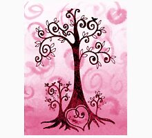 Whimsical Tree And Hidden Heart Unisex T-Shirt