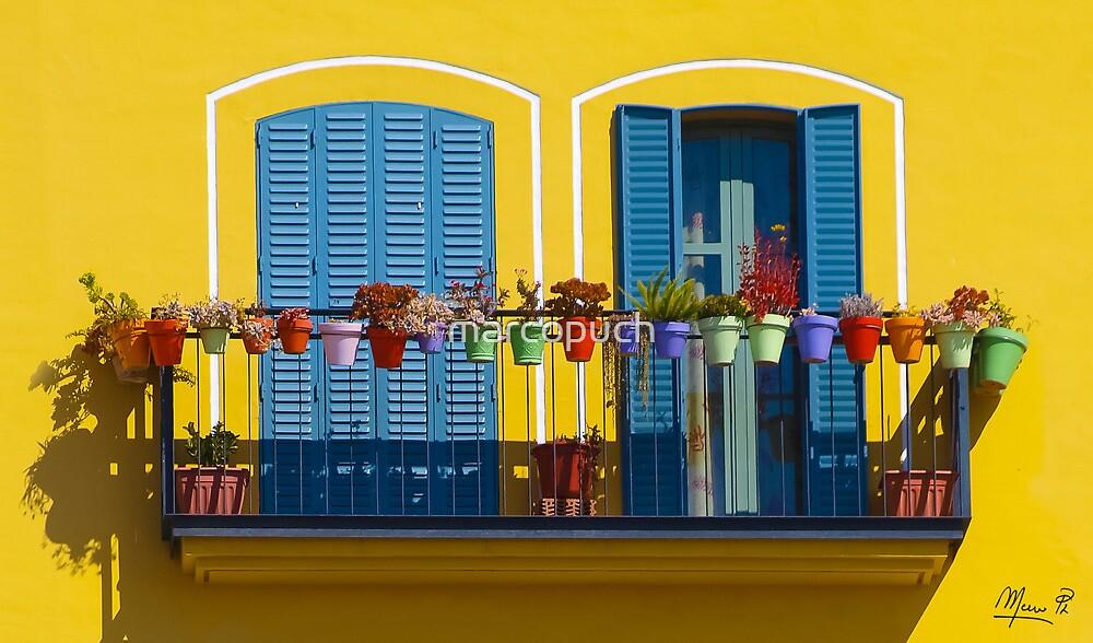 L'allegro balcone by marcopuch