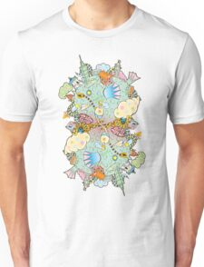 Puffer Puffing On A Water Pipe T-Shirt