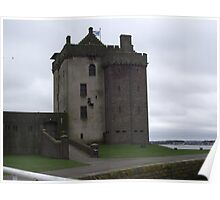 Keep at Broughty Ferry Poster