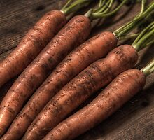 carrots by Dave Milnes