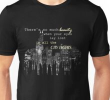 city lights 2 Unisex T-Shirt