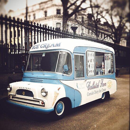 ice-cream  by Tony Day