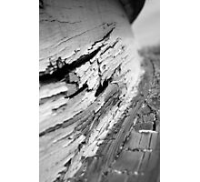 Canal Boat Starboard Side Photographic Print
