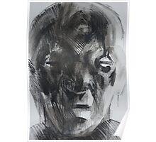 Imaginative Portrait(Carbon Study)4 Poster