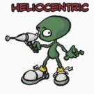 Heliocentric Alien by Hackers