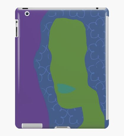 emerald skin iPad Case/Skin