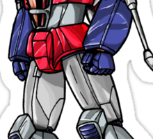 Starscream Sticker