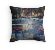 Society Hill  Throw Pillow