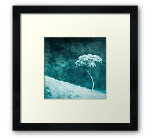 Another Lonely Tree Framed Print