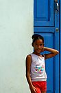 The poser, Trinidad, Cuba by David Carton