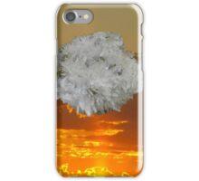 Falling Through Space iPhone Case/Skin
