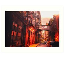 New York City Street Art Print