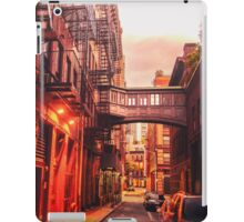 New York City Street iPad Case/Skin