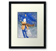 It's Cold Outside Framed Print