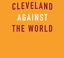 Cleveland Against the World - Cavs Yellow Unisex T-Shirt
