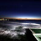 Bondi Iceberg Swimming Club 5212 by Steve Munro