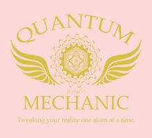 QUANTUM MECHANIC One Piece - Short Sleeve