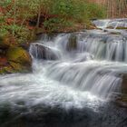 Cascading Through the Smokies by James Hoffman