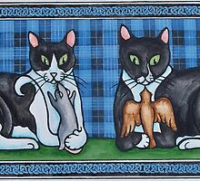 The Two Mewses by Beth Clark-McDonal