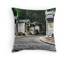 Pere's Paths Throw Pillow