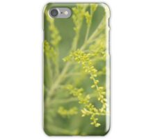 Its not easy being green iPhone Case/Skin